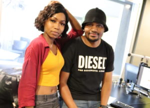 The VOW FM Drive with Kgosigadi and Junior